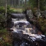 Dammvall Attsjö